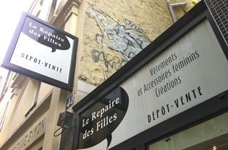 Le Repaire des filles (© EP / Time Out Paris)