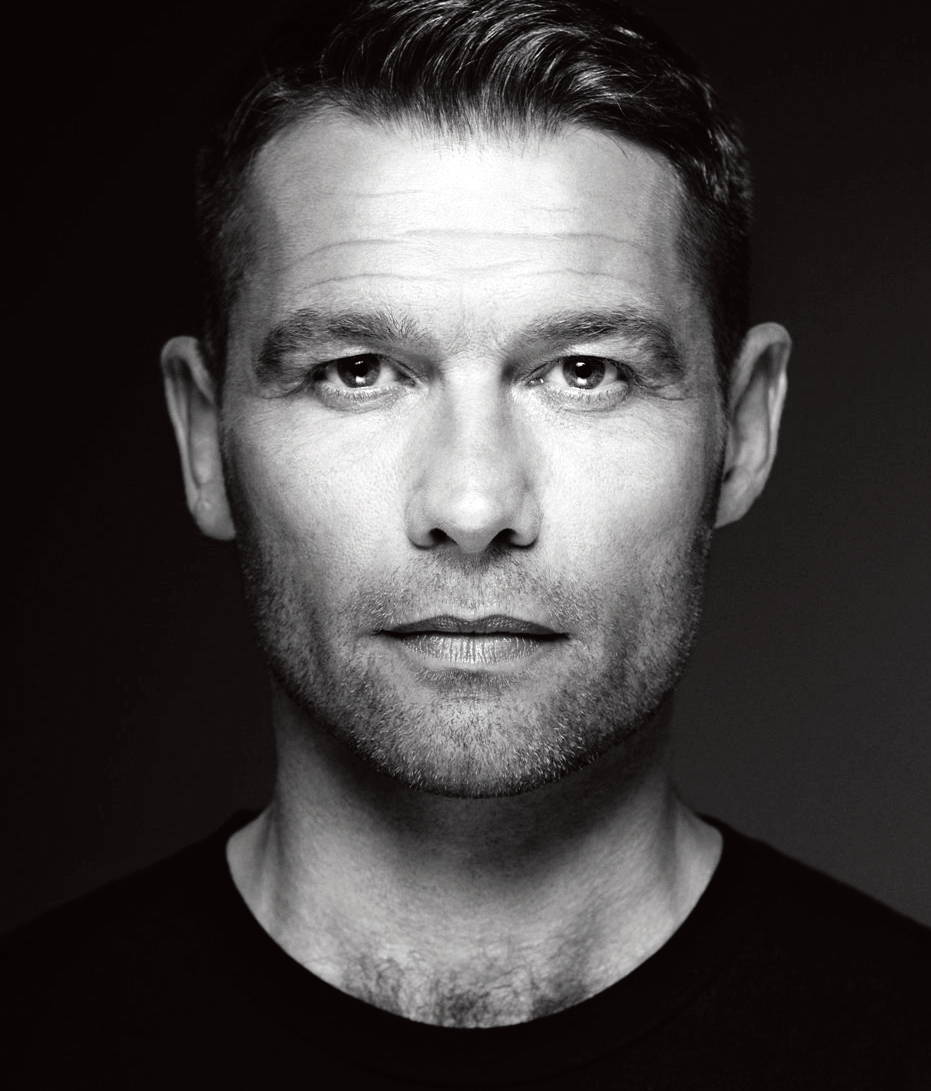 John Partridge – 'Zach'