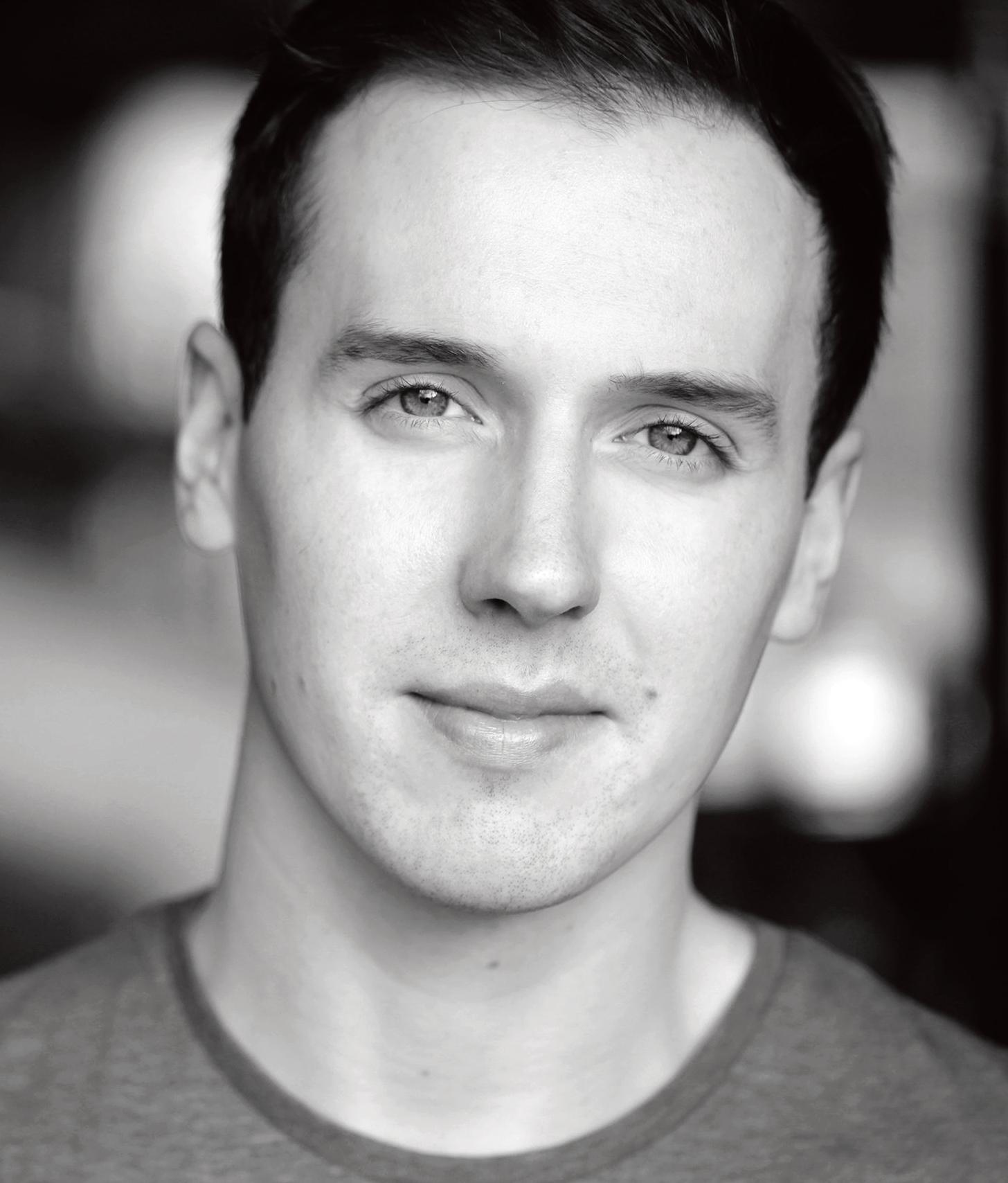 Ed Currie – 'Bobby'
