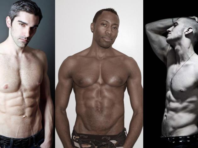 10 hottest chorus boys (2013)