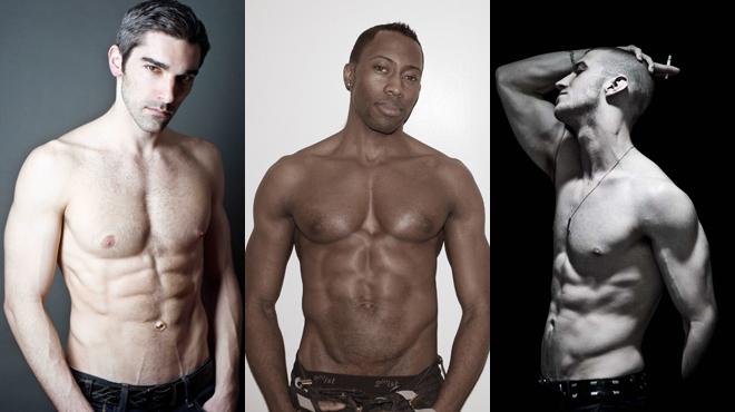The 10 hottest chorus boys opening in Broadway musicals this spring