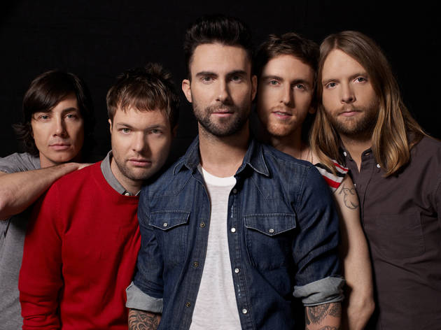 Maroon 5 + Neon Trees + Owl City