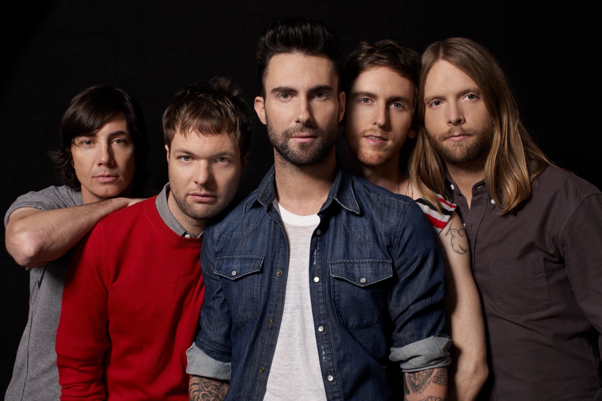 Maroon 5 + Magic! + Rozzi Crane