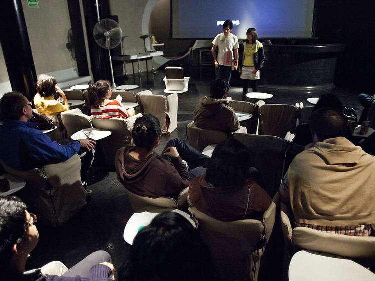 Cineclub Condesa DF