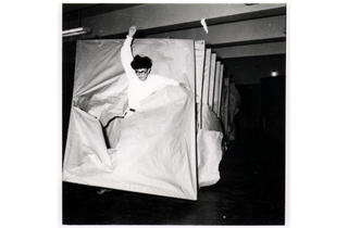 (Photograph: © Murakami Makiko and the former members of the Gutai Art Association)