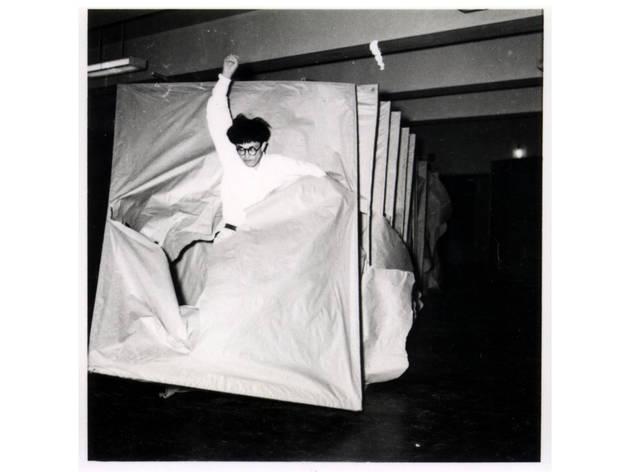 (Photograph: © Murakami Makiko and the former members of the Gutai Art Association)