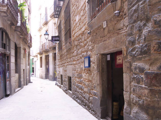 The Jewish quarter (El Call)