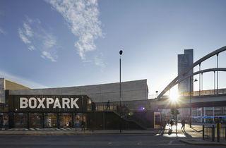 Boxpark, Boxpark Shoreditch, Press 2013