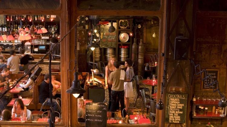Café Charbon / © Olivia Rutherford - Time Out Paris