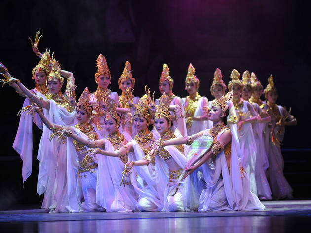 Gansu Dance Theatre