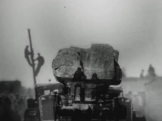 La piedra ausente