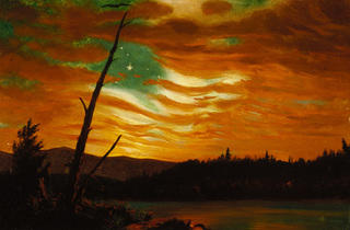 Through American Eyes: Frederic Church and the Landscape Oil Sketch