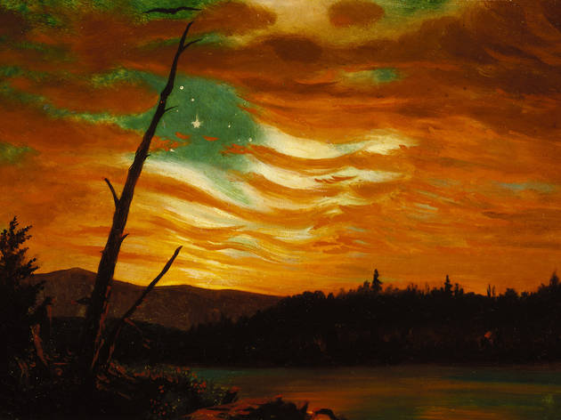 Through American Eyes: Frederic Church