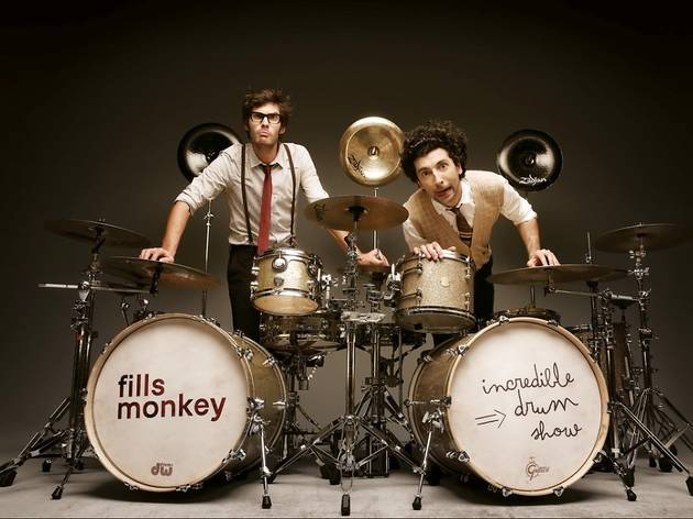 Fills Monkey : Incredible Drum Show
