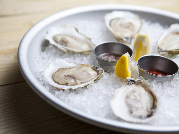 Oysters at LittleFork