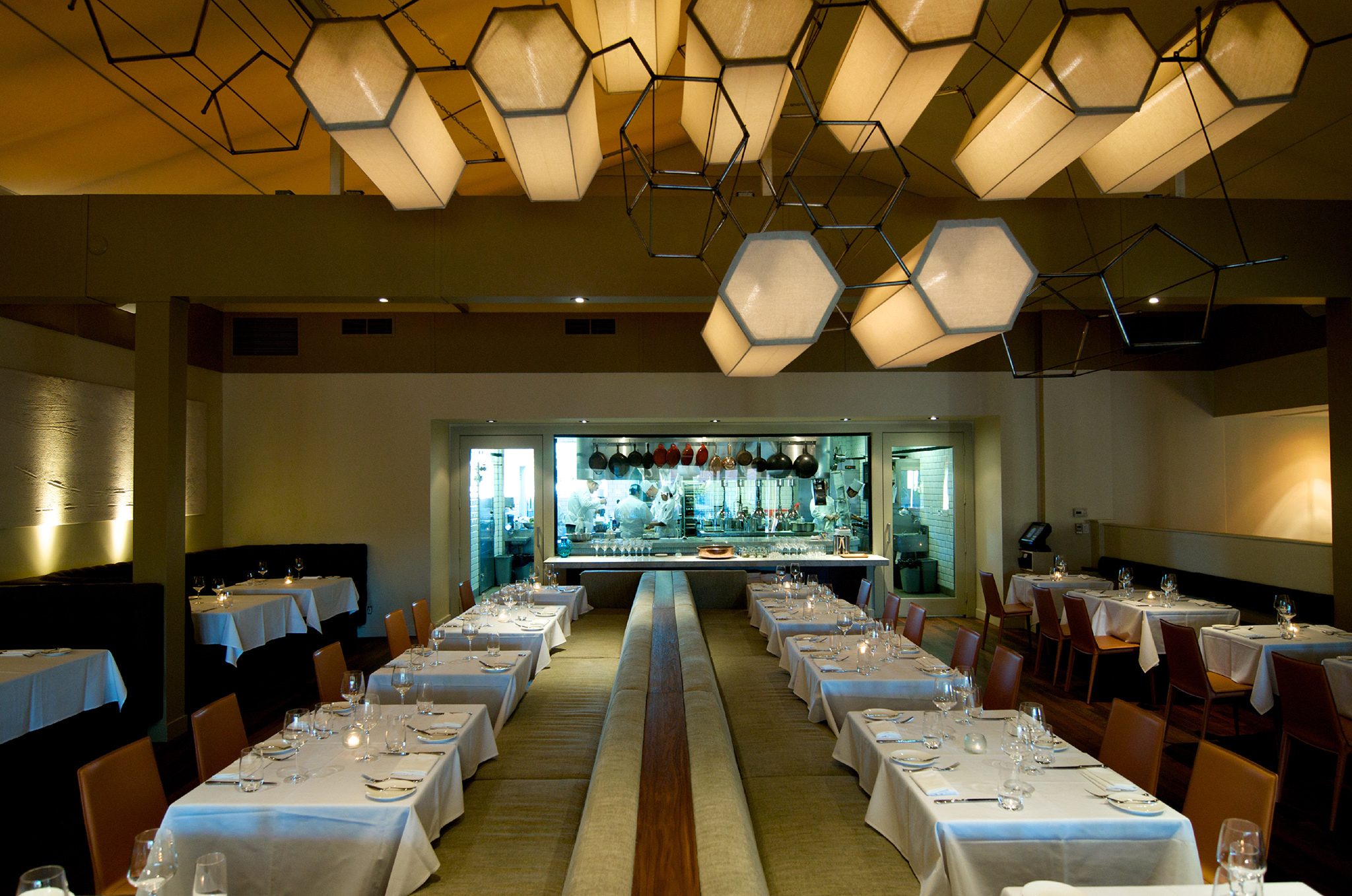 Image Dining Experience In Los Angeles