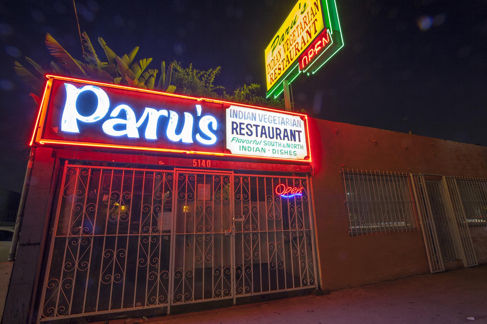 Paru's