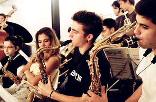 A film about kids and music: Sant Andreu Jazz Band