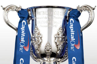 Live Football: Man City v Chelsea; Capital One Cup Final