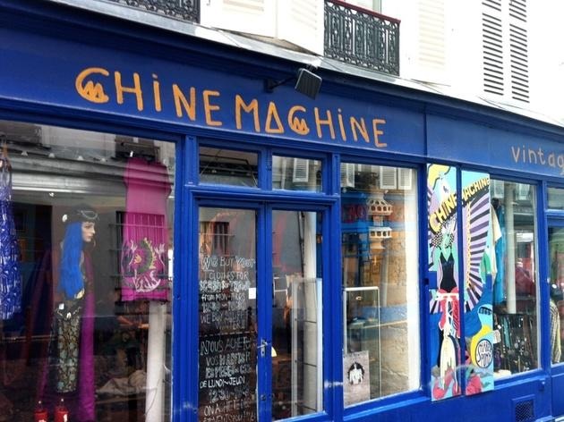 Chine Machine