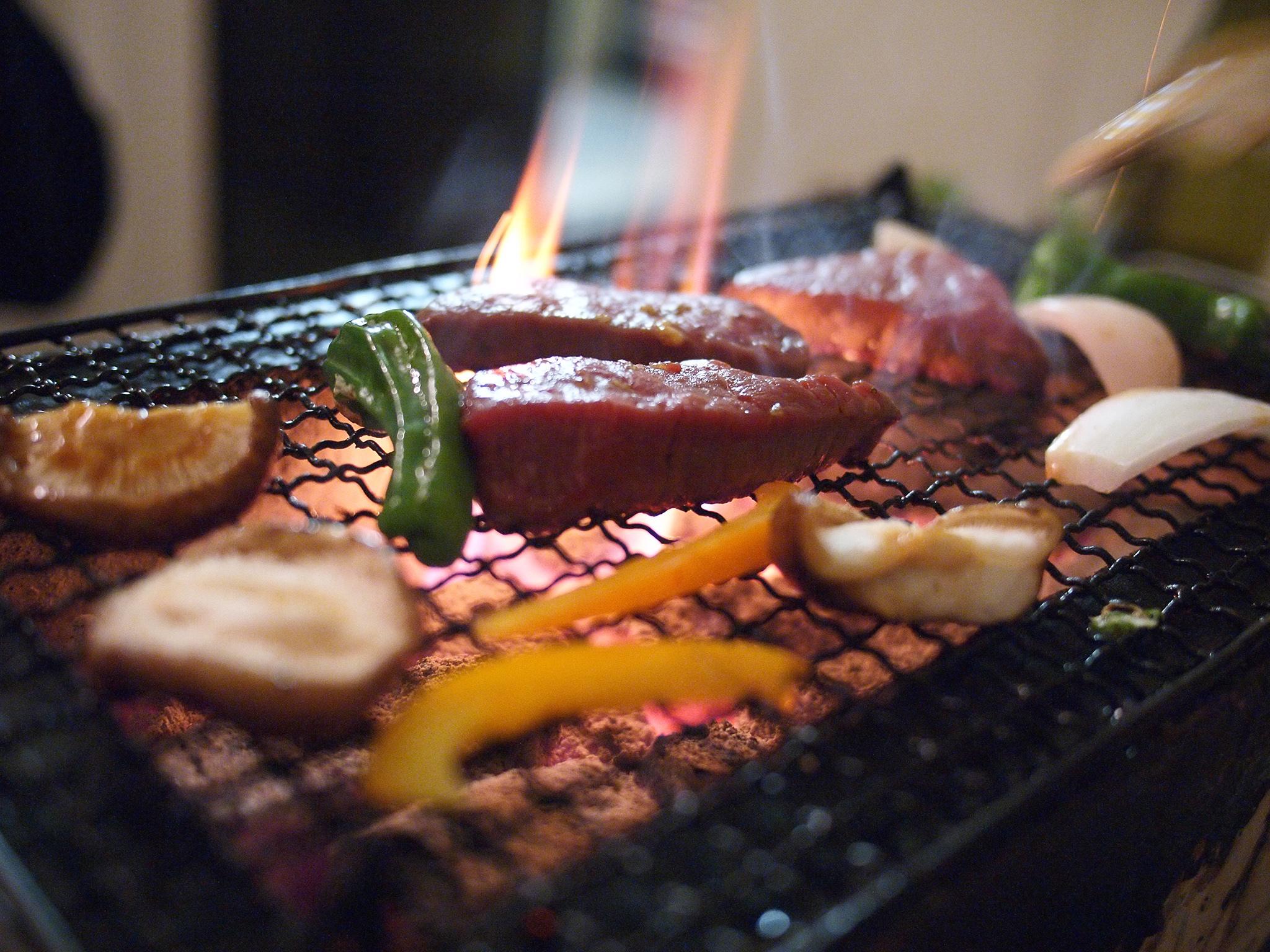 Filet mignon at Totoraku