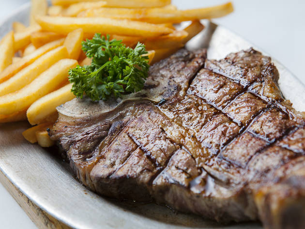 Dig into the best steakhouses in Los Angeles