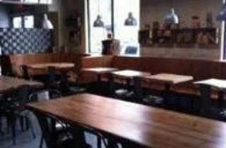 Monk Bar & Pizzeria