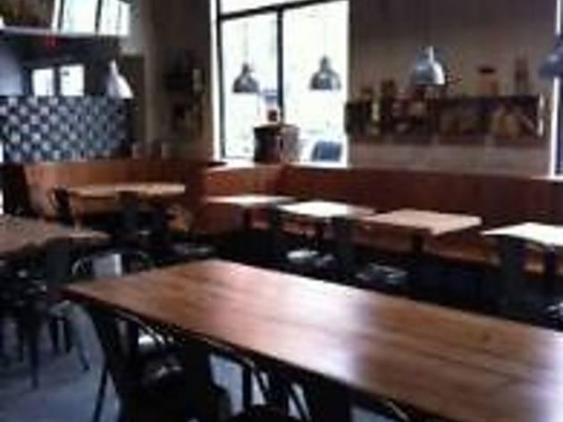 Monk Bar & Pizzeria (CLOSED)