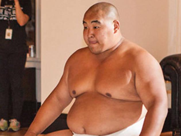 Sumo, Sushi and Sake