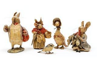 Beatrix Potter: The Mark Ottignon Collection