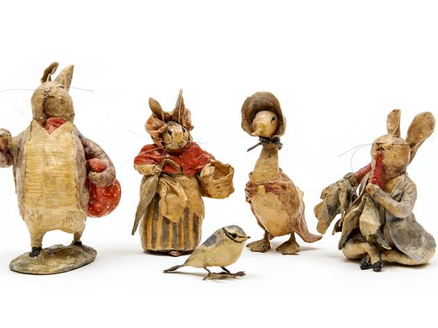 Beatrix Potter: The Mark Ottignon Collection