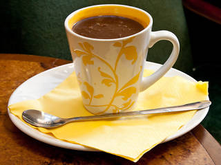 London's best hot chocolates