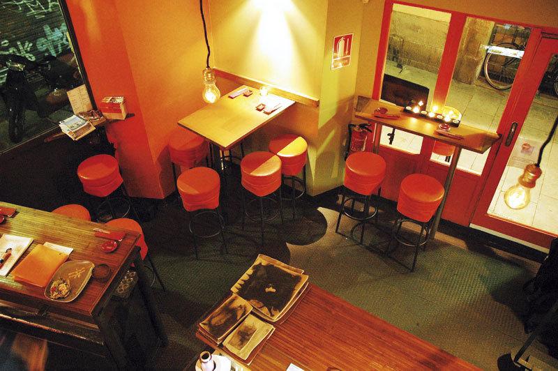 Restaurantes en Ciutat Vella