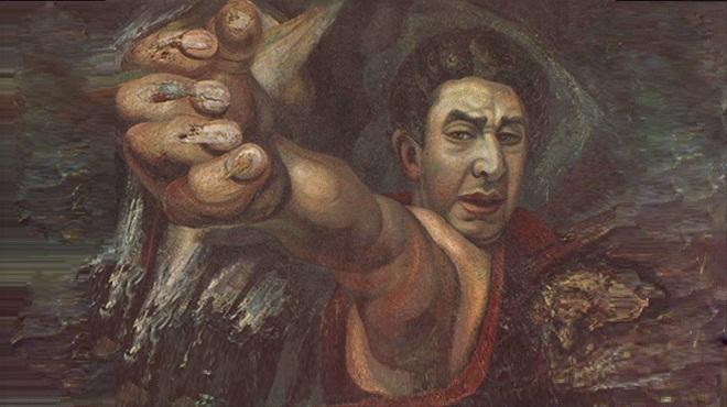 El coronelazo, de Siqueiros