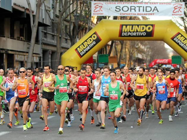 35a Cursa Popular del barri de Sant Antoni