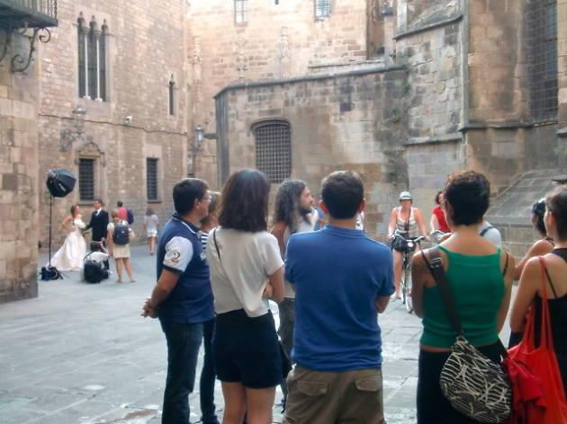 La Barcelona gòtica, una ciutat en transformació