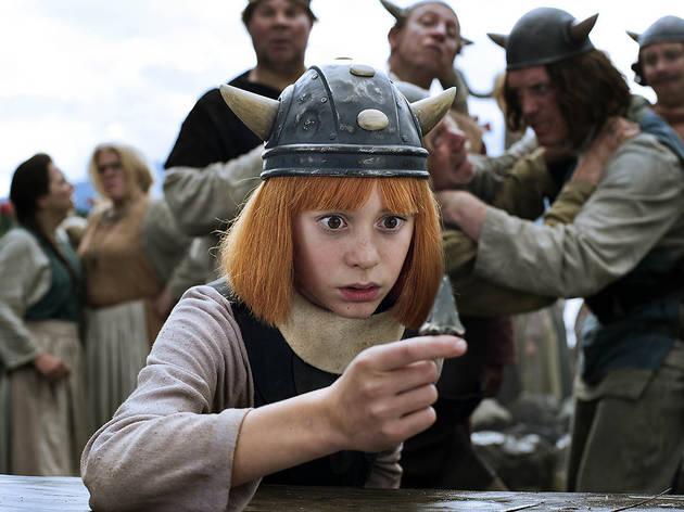 Vicky el víking i el martell de Thor