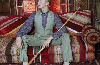 David Bowie (Corbis/© Norman Parkinson Ltd/Courtesy Norman Parkinson Archive)