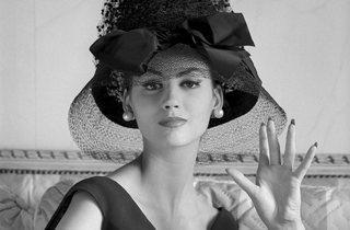 Katherine Pastrie  (© Norman Parkinson Ltd/Courtesy Norman Parkinson Archive)