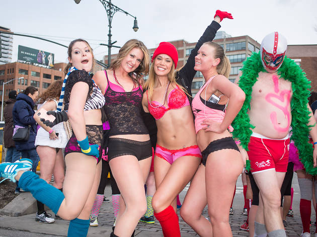 The Cupid's Undie Run