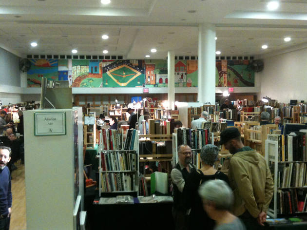 The Greenwich Village Antiquarian Book Fair