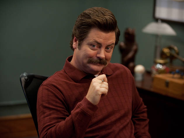 nick offerman dating advice Bella thorne & patrick schwarzenegger share the most hilarious dating advice police report against nick carter nick offerman stop.