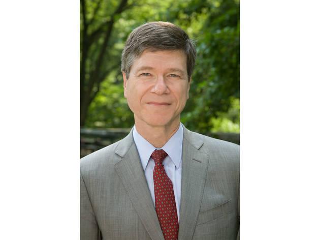 """Jeffrey Sachs: """"The Values That Unite Us"""""""