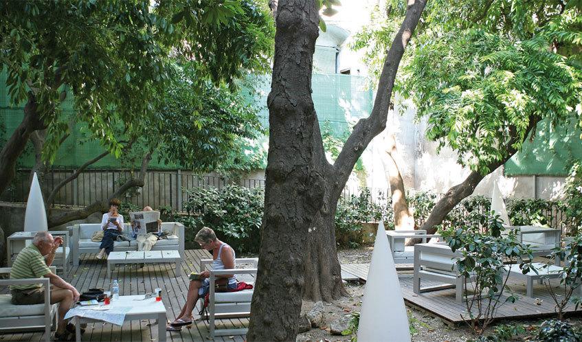 4. Oasis del Barri Gòtic