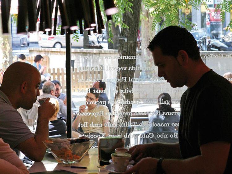 7. Delicias de Sarrià