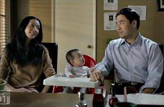 "From Episode 1 of ""Baby Mentalist"" by Randall Park and Tim Wilkerson"