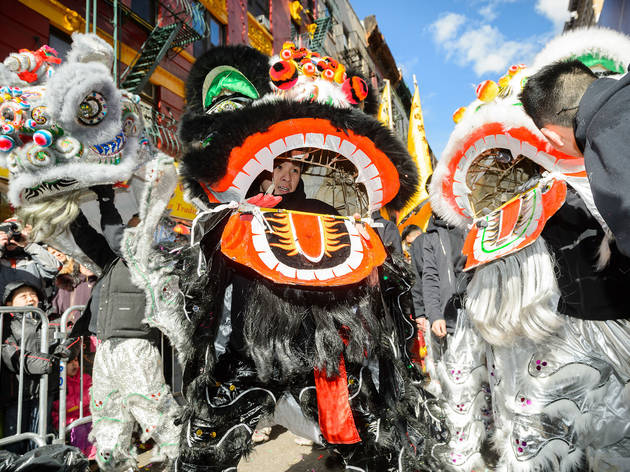 14th Annual Chinatown Lunar New Year Parade and Festival 2013 (slide show)