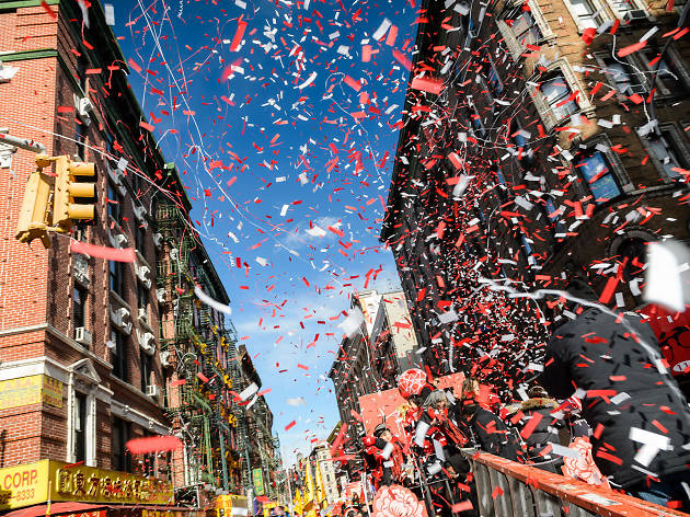 The best things to do for Chinese New Year
