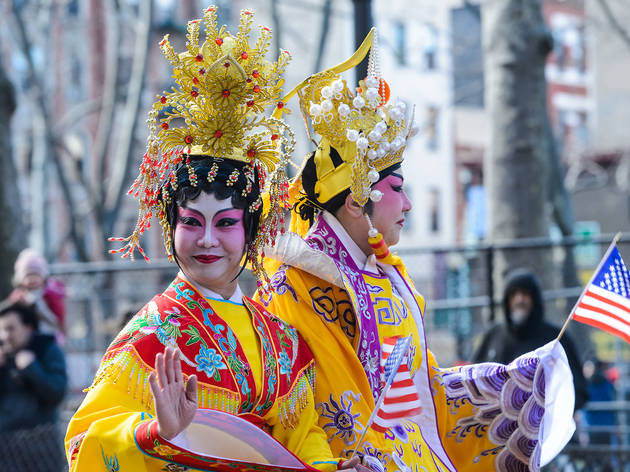 The Chinese New Year Parade guide