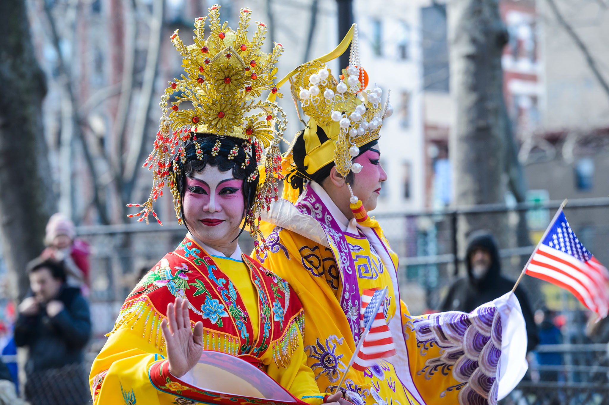 Chinese new year in nyc guide including the lunar new year for Chinese new years parade